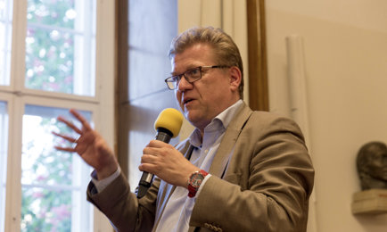 Auftaktveranstaltung, HU, Prof. Dr. Stefan Kipf, 13.5.2019